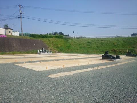 新・向作田墓地 (2)