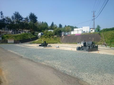 新・向作田墓地 (1)